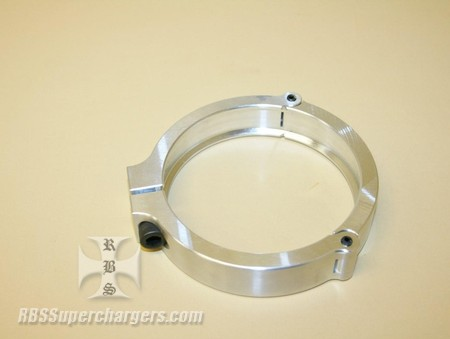 Mag Clamp Billet Alum. (2500-0017B)