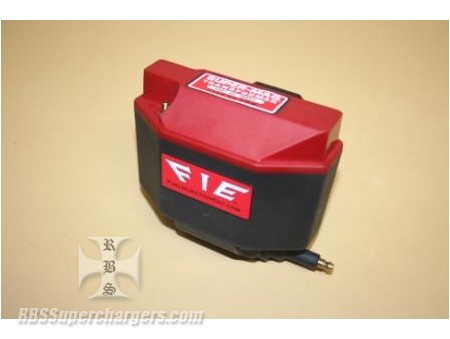 FIE/Mallory Coil Red Top Supermag II, III, or IV on mallory magneto, mallory parts catalog, mallory wire,