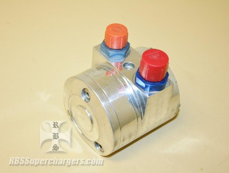 SOLD Used Polished Cam Driven Water Pump Assm. (7012-0033)