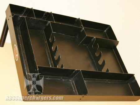 Bottom End Tool Tray (2700-0031A)
