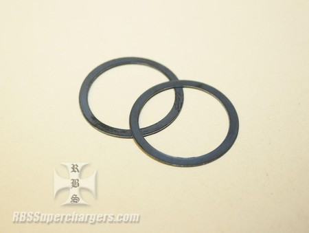 "7/8-20"" Holley Inlet Fitting Crush Washer Alum. (2200-0087)"