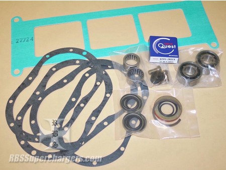 B&M 250 Powercharger Bearing & Seal Kit (700-038D)