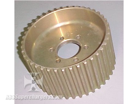 Used 14mm 45 Tooth GT Mag Blower Pulley Center Flange (7001-1445CM)
