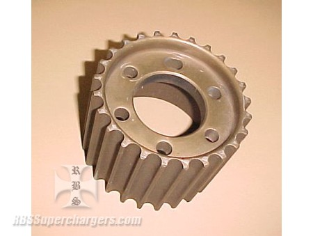 Used 13.9-25 Tooth Offset Mag Blower Pulley (7001-0025A)