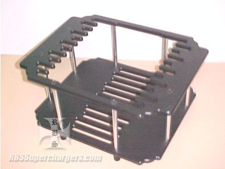 6 Disc Clutch/Floater Loading Rack (2600-0048A)