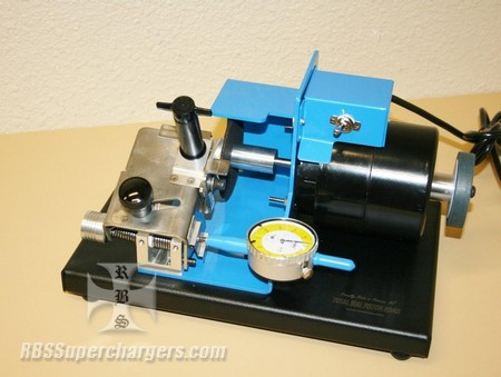 *** FREE SHIPPING **** Electric Ring Grinder W/Deburring Wheel Assm. (2700-0075)