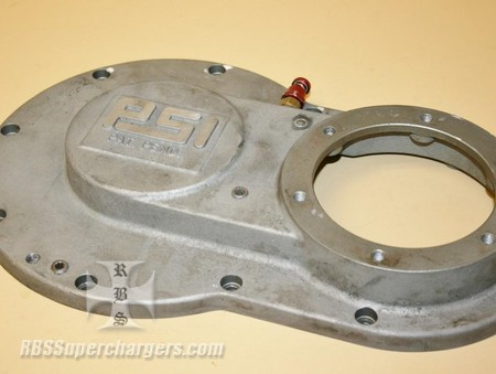 Used PSI Screw Blower Front Cover (7006-0031)