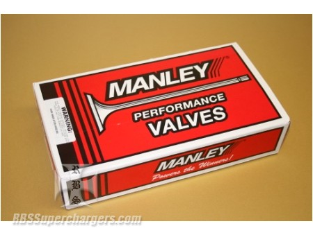 Manley Xtreme Alloy Exhaust Valve (2610-0105A)