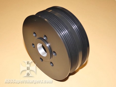 LS-1 Car Serpentine Acc. Pulley (1698-0014A)