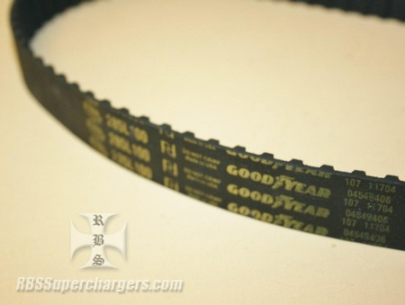 Used 285-L-100 Rubber Belt (7000-0031)