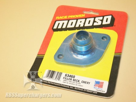 Used Moroso #63460 Water Filler Neck -16 (7003-0033C)