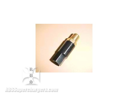 Enforcer Injector Nozzle Body Brass Alch. (300-019E)