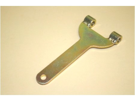 Blower Restraint Steel Header Bracket Taylor (1210-0003T)