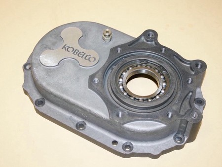 Used Kobelco Blower Front Cover 6-71 Thru 18-71 Cast Alum. (7006-0033C)