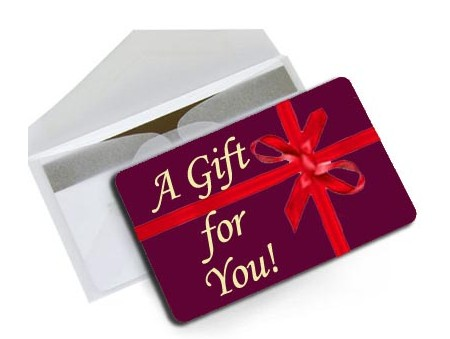 $50 Gift Certificate (Gift50)