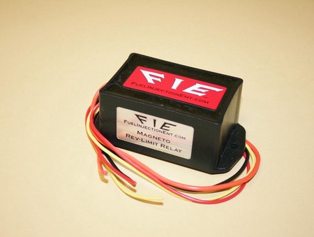 FIE Points Type Magneto Rev-Limiter Relay (2500-0106)
