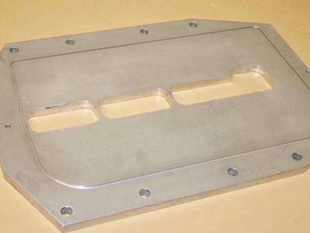 Used PSI Distribution/Restraint Plate 200 B or H (7006-0016)