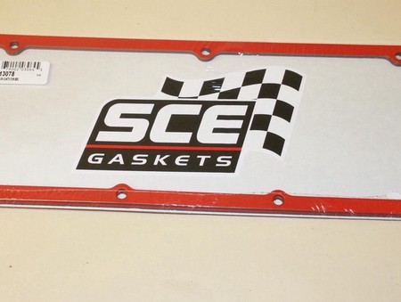 BBC Valve Cover Steel Core Gasket Set (2610-0075)