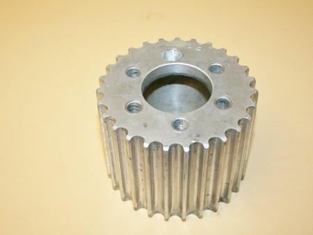 Used 13.9-27 Tooth Blower Pulley Alum. (7001-0027F)