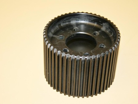 Used 8mm 50 Tooth Blower Pulley Alum. GT Offset (7001-0850A)