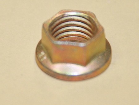 1/4-28 Six Point Jet Nut (450-0008)